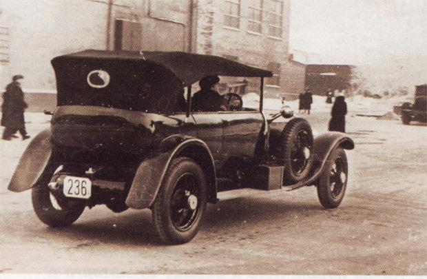 Rolls Royce бльшевиков