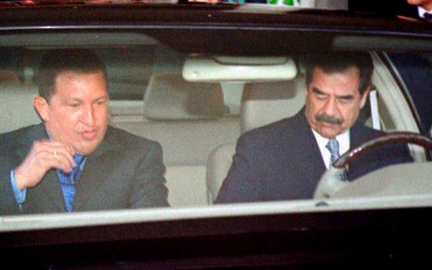 Хусейн и Чавес