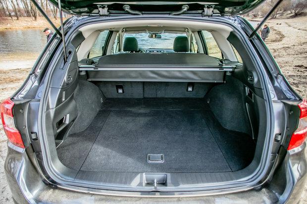 Багажник Subaru Outback
