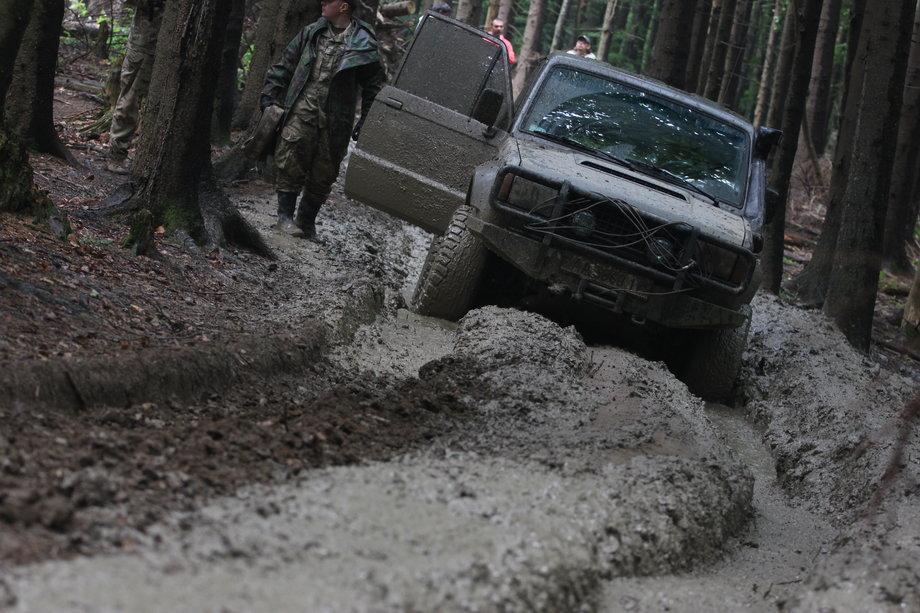 внедорожники Украина фото