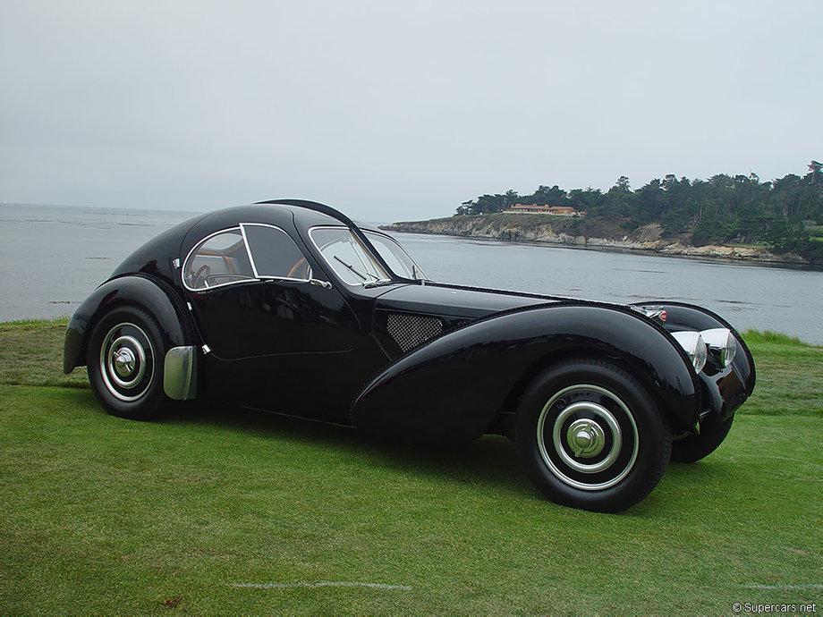 Bugatti Typ 57