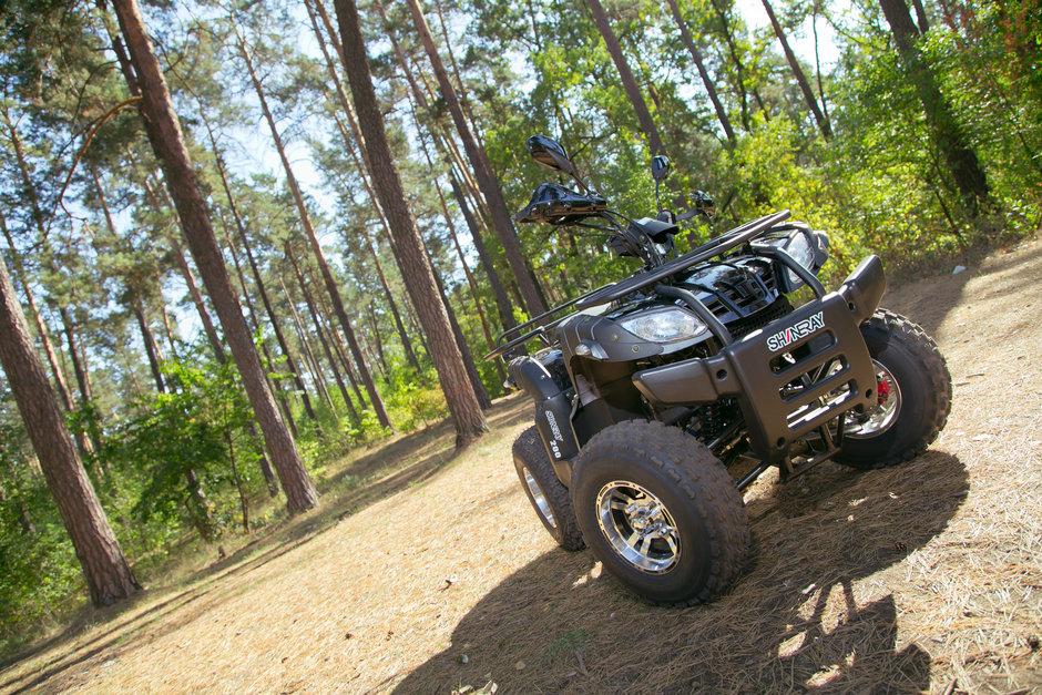 квадроцикл Shineray ATV 200cc Victory