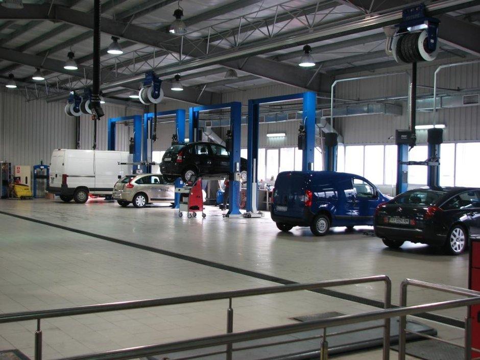 Как создать авто тех станцию