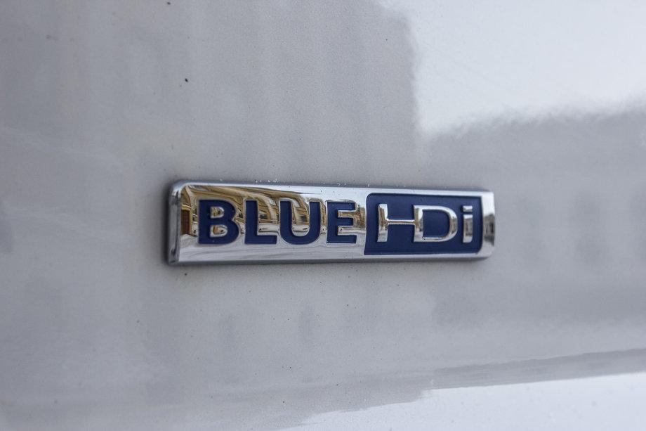 Citroen C4 BlueHDI