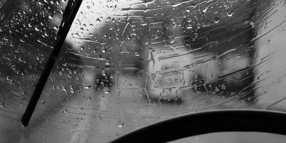 Дворники в дождь