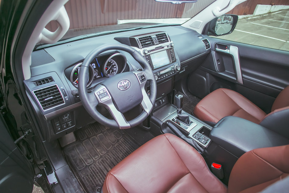Toyota Land Cruiser Prado 2,8 diesel