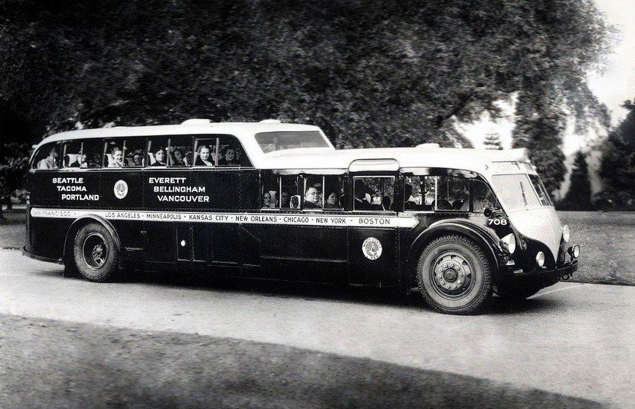 Автобус Kenworth