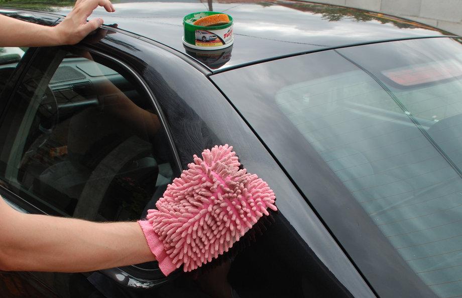 Чем полировать авто до недетского блеска