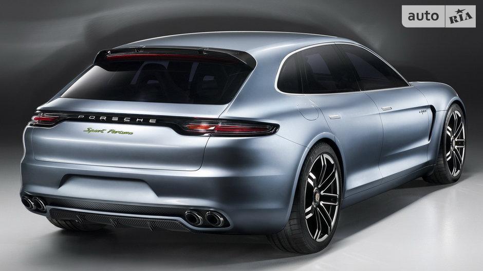 Porsche panamera универсал