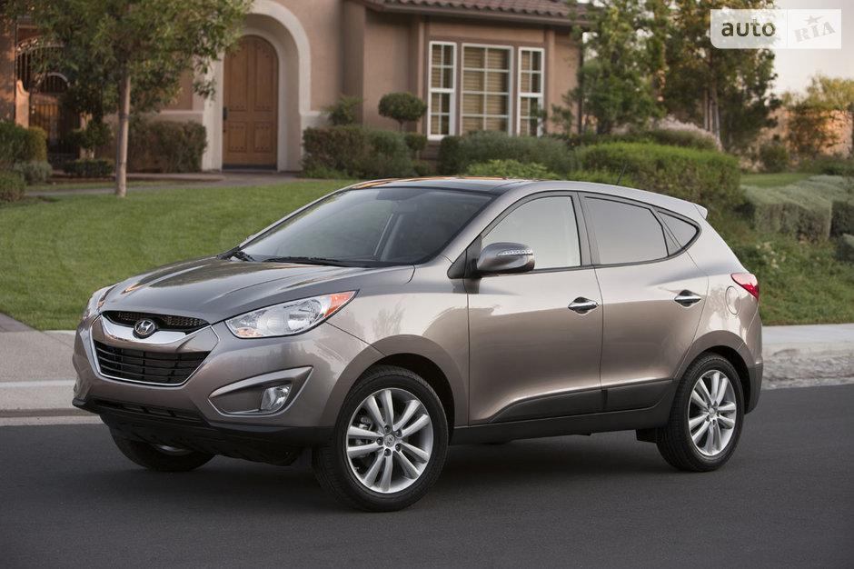 б/у Hyundai Tucson