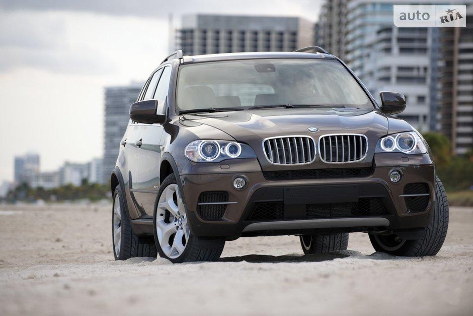 BMW X5 б/у