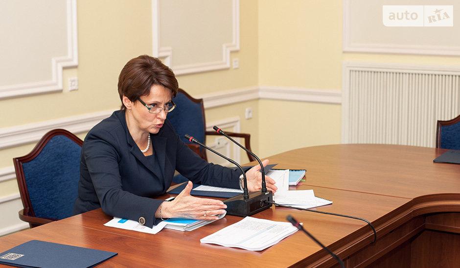 Ніна Южаніна, народний депутат, голова Комітету ВР з питань митної та податкової політики