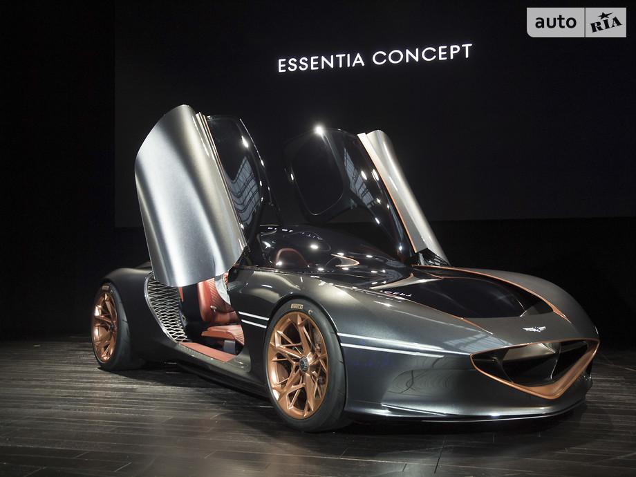 Genesis Essentia