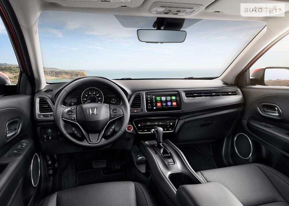 Кроссовер Хонда HR-V