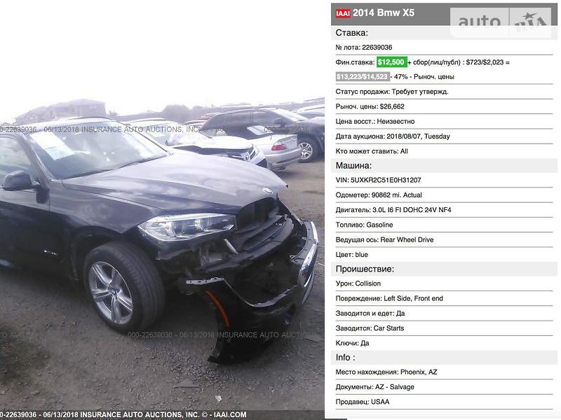 Этот автомобиль имеет некоторые повреждения, устранение которых обойдется в  Украине примерно в  2000. Отталкиваясь от стоимости в  12 500 и учитывая  все ... 7f8b2867d3b