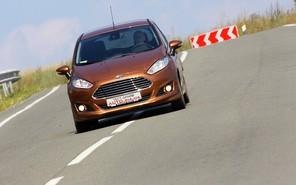 Тест-драйв Ford Fiesta: король асфальта (видео)