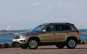 Тест-драйв Volkswagen Tiguan TDI: насколько экономичен дизель