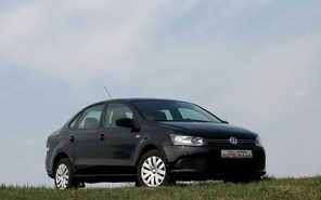 Тест-драйв Volkswagen Polo sedan: служака