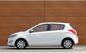 Тест- драйв  Hyundai i20: для половины человечества