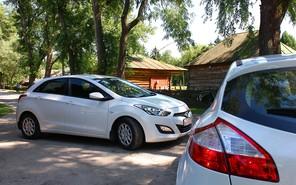 Тест-драйв Renault Megane и Hyundai i30: да здравствует дизель!  (+видео)
