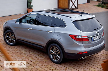 Hyundai Grand Santa Fe 2.2D AT VIP 2015