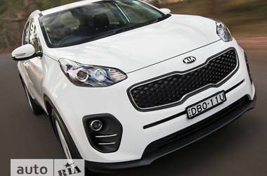 Kia Sportage New 2.0 AT 4WD Business 2016
