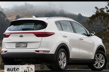 Kia Sportage New 2.0D AT 4WD Business 2016