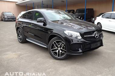 Mercedes-Benz GLE-Class GLE Coupe 350d   2015