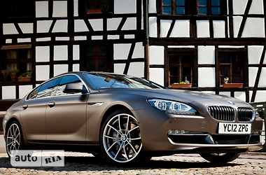 BMW 6 Series Gran Coupe xDrive640i АТ  2016