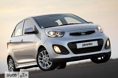 Kia Picanto 1.2 AT Prestige 2016