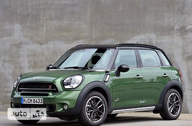 MINI Countryman Cooper (122 л.с.)   2012
