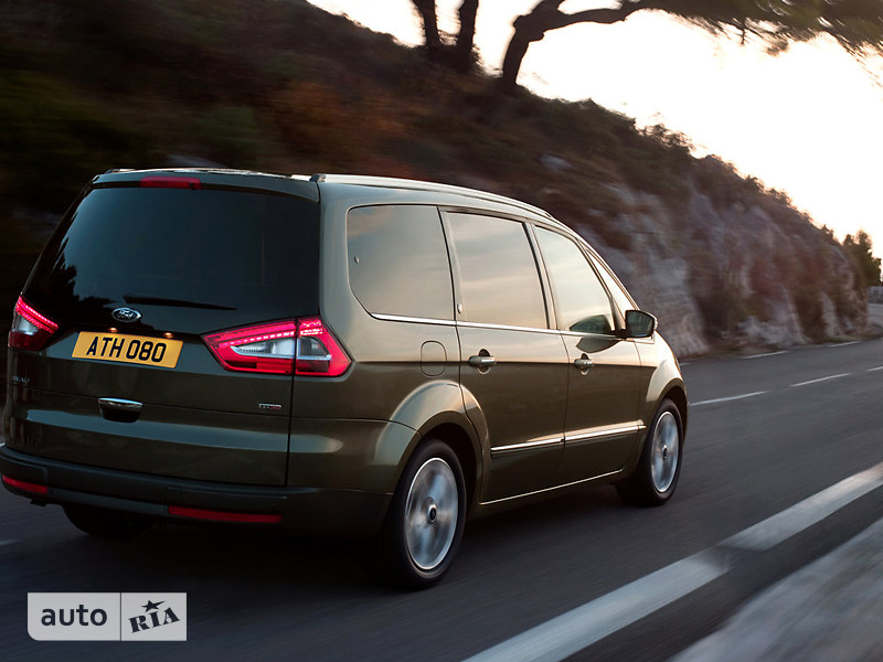 ford galaxy глючит электрика