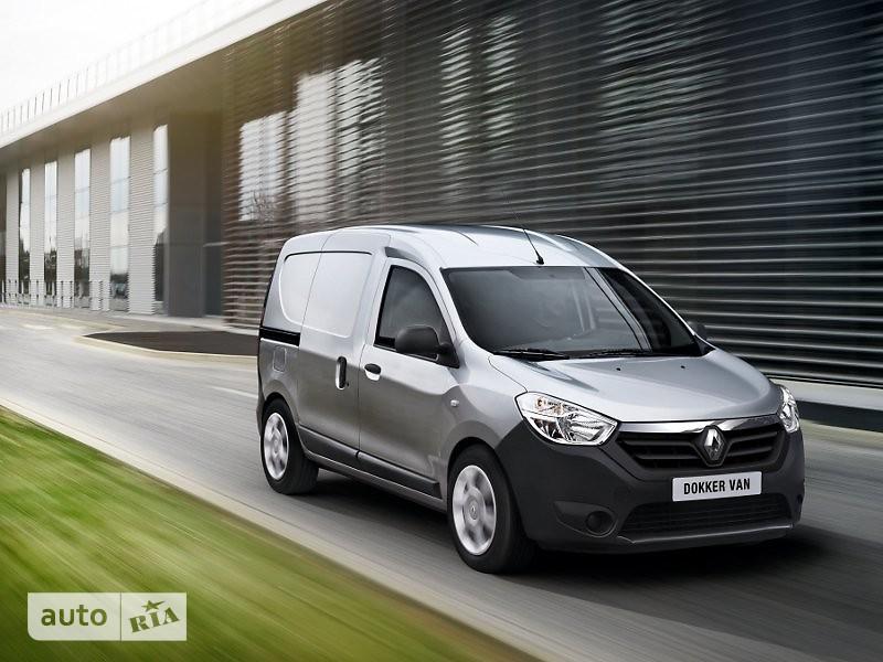 Renault Dokker груз.