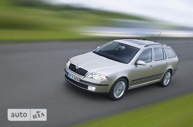 skoda octavia a 5 2005-2008 технические характеристики