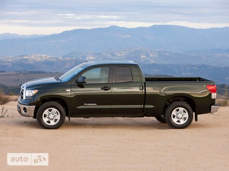 Toyota Tundra отзывы владельцев #11