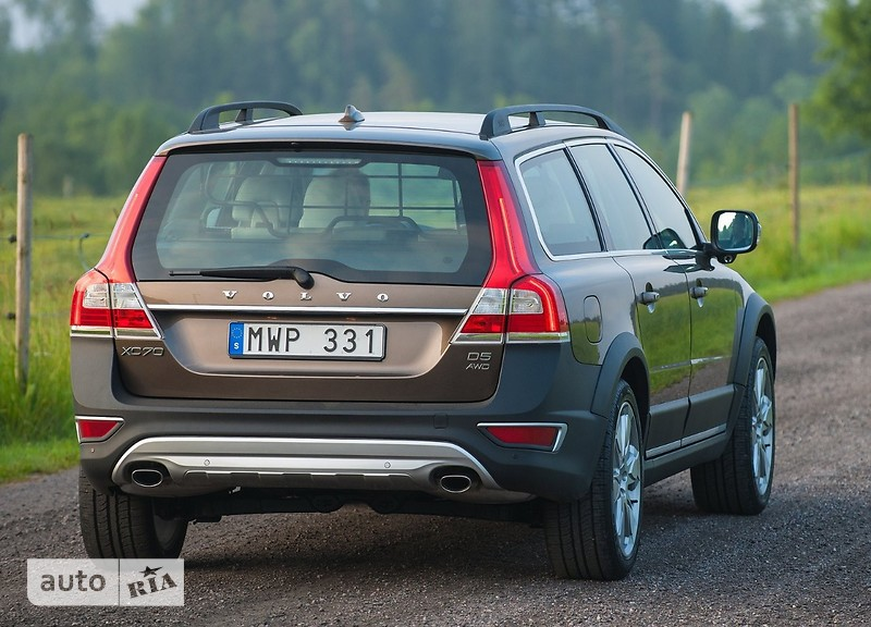 отзыв о автомобиле volvo xc70 200 л.с