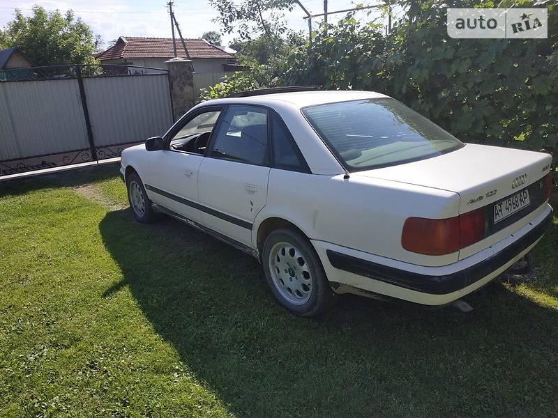 Audi 100 INVENT 1991