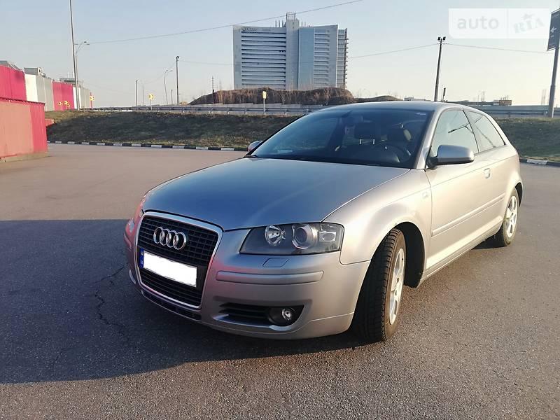 Audi A3 8p S Line 2004