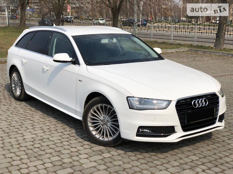Audi A4 2015 Avant