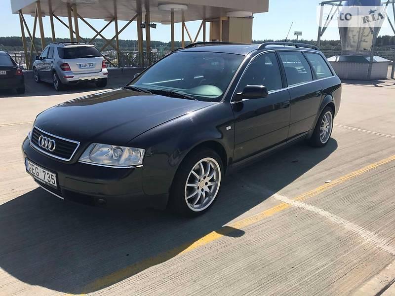 AUTO.RIA – Продам Ауди А6 Audi A6 C5 2000   1850€ b761a2a5e1cd0