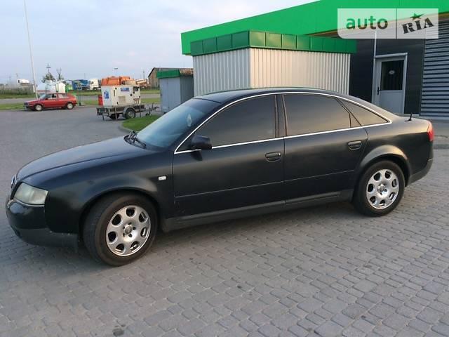 AUTO.RIA – Продам Ауди А6 2.5 TDI 1999   1850  0051e7ef0ebb7