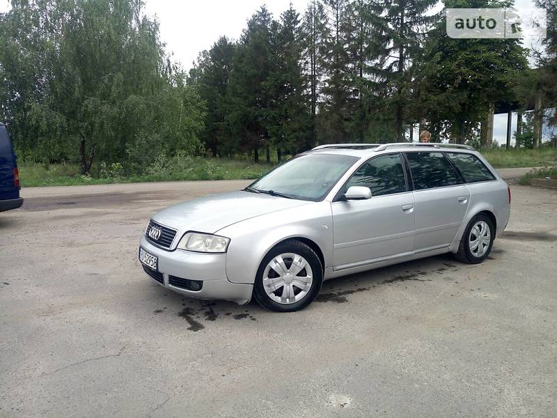 AUTO.RIA – Продам Ауди А6 2001   1850  a24bcaaf30b97