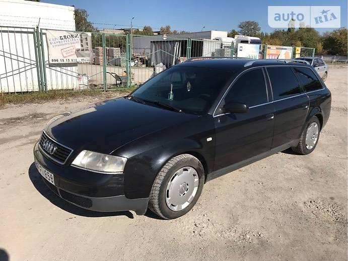 AUTO.RIA – Продам Ауди А6 1999   1850  47c092e63503c