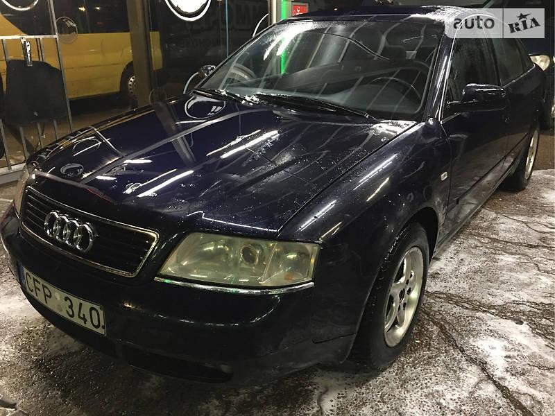 AUTO.RIA – Продам Ауди А6 2000   1850  00215caaf8321