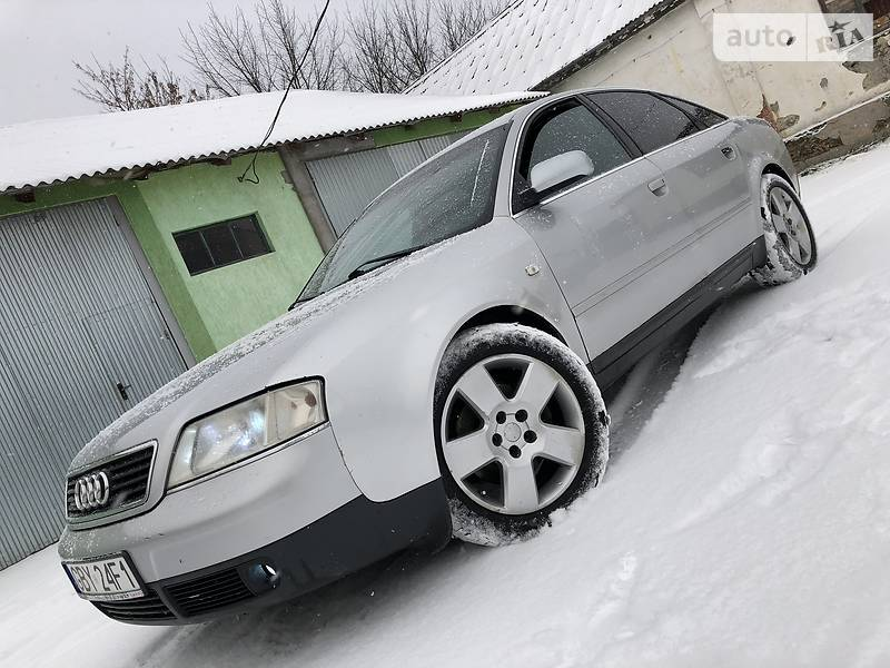 AUTO.RIA – Продам Ауди А6 Quattro 1999   1850  190d7f80f7375