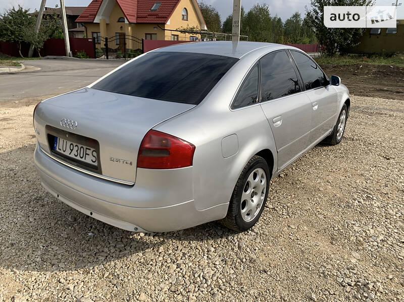 Audi A6 KVADRO 2001