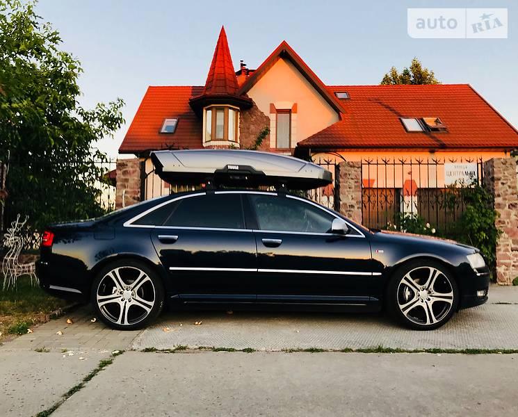 Audi A8 S-LINE 2009