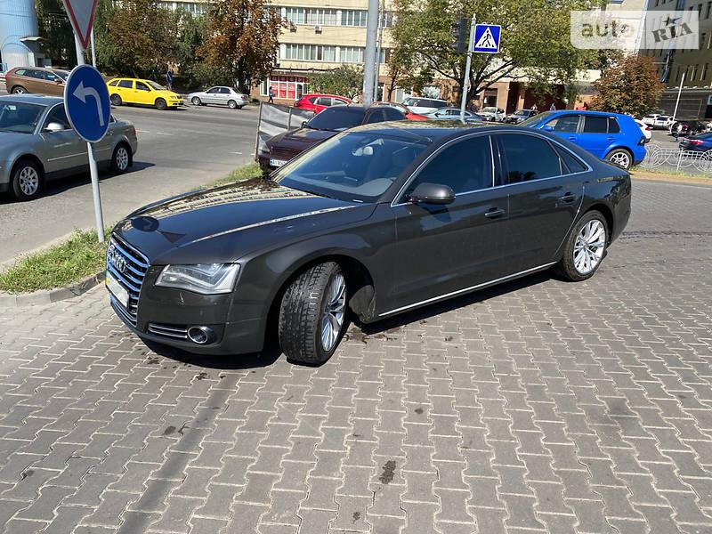 Audi A8 FSI 4.2 2010