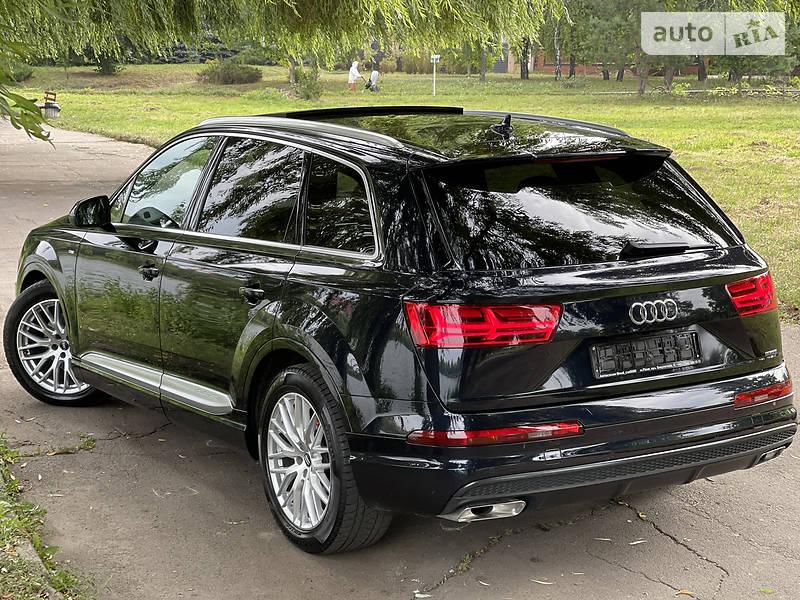 Audi Q7 Sline 2017