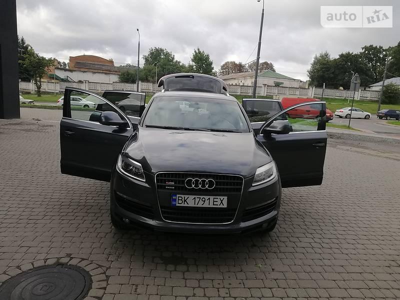 Audi Q7 SLine 2008